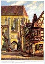 St. Jakobskirche, Feuerleinskerker, Sollmann