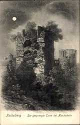 gesprengter Turm