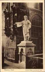 Christus Statue von Dausch