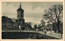 Wertachbruckertor mit Liebigplatz