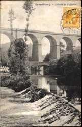 L'Alzette au Pfaffenthal