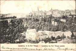vu du Fort Thüngen