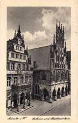 Rathaus, Stadtweinhaus