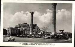 Colonnes de Jupiter Olympien