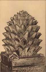 Spätrömischer Pinienapfel