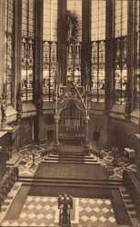 Chor Inneres
