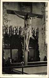 Kruzifix, ev. Stadtkirche