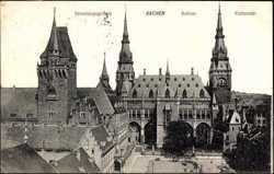 Verwaltungsgebäude, Rathaus