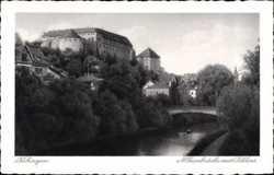 Alleenbrücke, Schloss