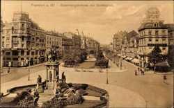 Gutenbergdenkmal, Goetheplatz