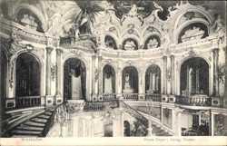 Neues Foyer, Theater