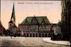 Marktplatz, Liebfrauenkirche