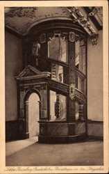 Friedrichsbau, Wendeltreppe
