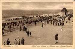 Strand, Terrasse, Musikpavillon