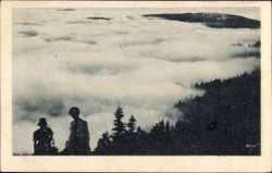 Nebelmeer am Seebuck