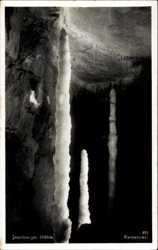 Kerzensaal, Streitberger Höhle