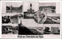 Niederwalddenkmal, Weinkönigin