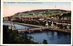 Paseo de Francia