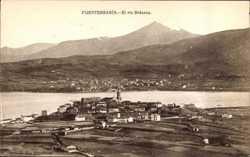 El rio Bidasoa