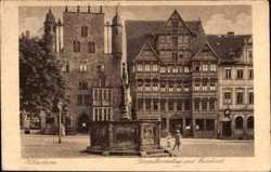 Tempelherrenhaus, Wedekind