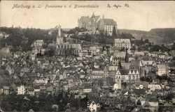 Panorama von Bismarcksäule