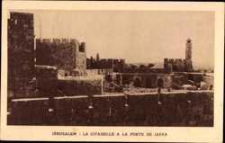 Citadelle, Porte de Jaffa