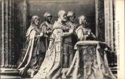 Enterramiento de Carlos V