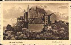 Schloss von Nordwesten
