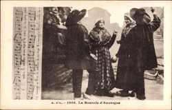 La Bourree d'Auvergne