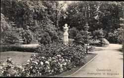 Rosengarten im Bürgerpark