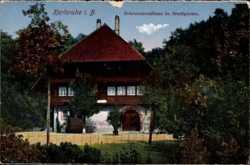 Schwarzwaldhaus im Stadtgarten