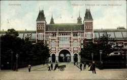 Rijksmuseum Achterzijde