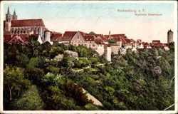 Westliche Stadtmauer