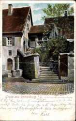 Wohnung des Stadtkirchners