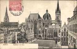 Katschhof, Dom