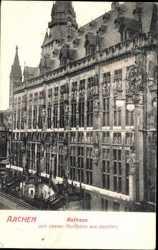 Rathaus vom oberen Marktplatz