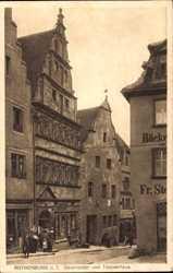 Baumeister, Topplerhaus