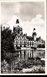 Rathaus, Maschpark