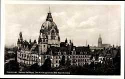 Neues Rathaus, Marktkirche