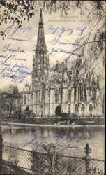 Johanneskirche, Feuersee