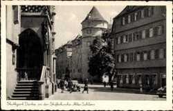 Stiftskirche, Altes Schloss