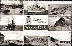 Hafen, Fischerboot