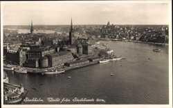 Utsikt fran Stadshuset