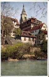 Stiftskirche und Aula