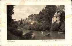 Neckarpartie, Hölderlinturm