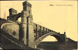 Hochbrücke bei Levensau