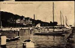 Yachtclub Hafen