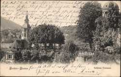 Schloss Terrasse
