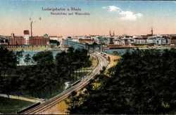 Rheinbrücke, Walzmühle