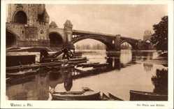 Rhein, Brücke